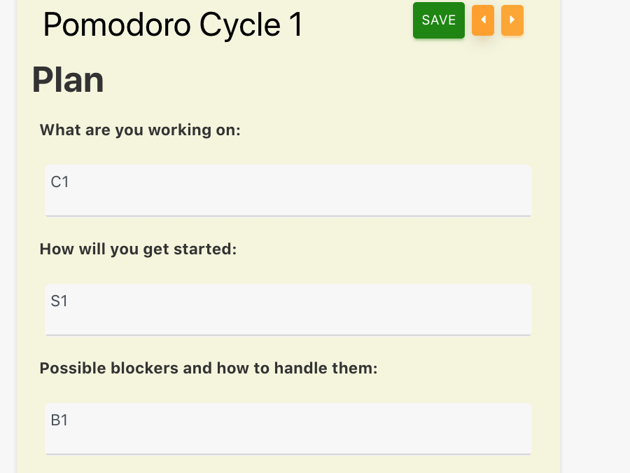 My Startup Journey #8: Another pomodoro improvement